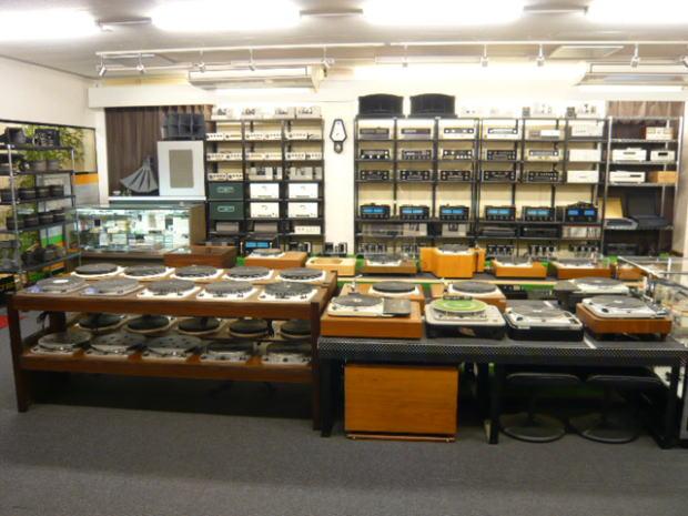 ジュピターオーディオは、ヴィンテージオーディオ専門店でございます。